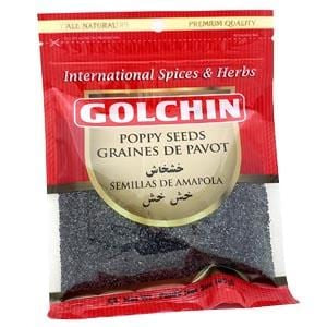 Golchin Poppy Seeds