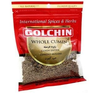 Golchin Whole Cumin Seed