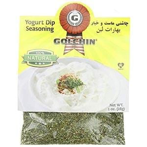 Golchin Yogurt Dip Seasoning