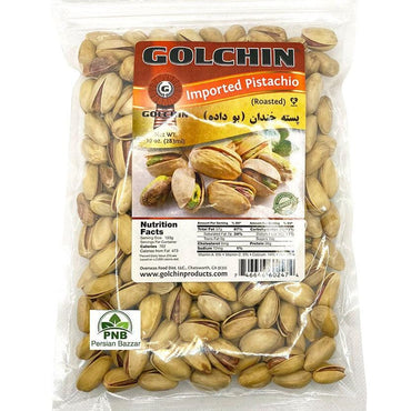 GOLCHIN PISTACHIO ROASTED & SALTED