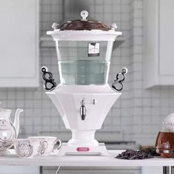 Pars Collections Electric Glass Samovar Tea Maker