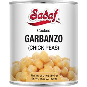 Sadaf Garbanzo Beans ( Cooked)