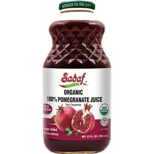 Sadaf Organic Pomegranate Juice 32 oz.