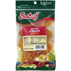 Sadaf Apricots Dried Pitted