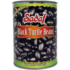 Sadaf Black Turtle Beans