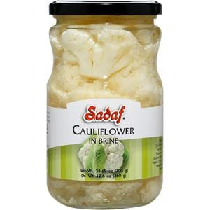 Sadaf Cauliflower in Brine