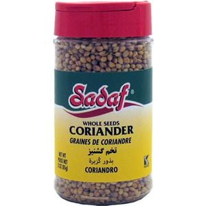 Sadaf Coriander Whole Seeds