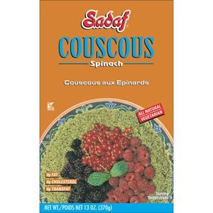 Sadaf Couscous Spinach