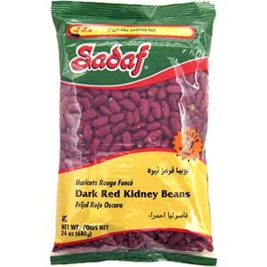 Sadaf Dark Red Kidney Beans