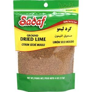 Sadaf Dried Lime Gounod