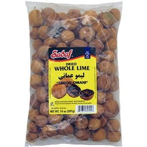 Sadaf Dried Whole Lime- Lemou-Omani Family Pack