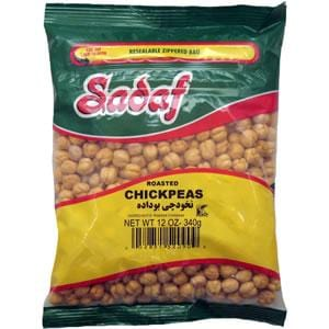 Sadaf Golden Chickpeas