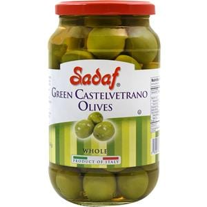 Sadaf Green Castelvetrano Olives