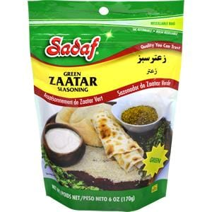 Sadaf Green Zaatar Mix