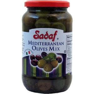 Sadaf Mediterranean Olives Mix