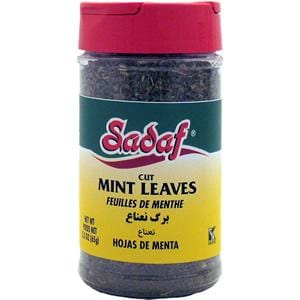 Sadaf Mint Leaves Cut