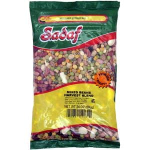 Sadaf Mixed Beans - Chili Blend