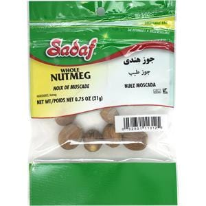 Sadaf Nutmeg Whole