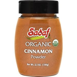 Sadaf Organic Cinnamon Powder