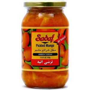 Sadaf Pickled Mango - Anbeh Torshi