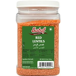 Sadaf Red Lentil Imported