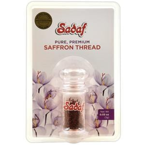 Sadaf Saffron Thread Pure, Premium