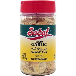 Sadaf Sliced Garlic