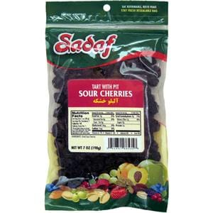 Sadaf Sour Cherries - Tart with Pit