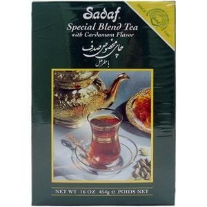 Sadaf Tea with Cardamom