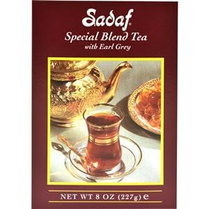 Sadaf Tea with Earl Grey