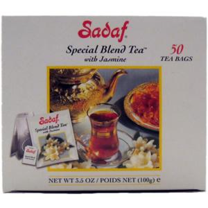 Sadaf Tea with Jasmine 50 T Bags