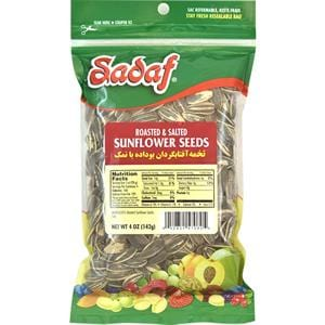 Sadaf Sunflower Seeds Roasted & Salted
