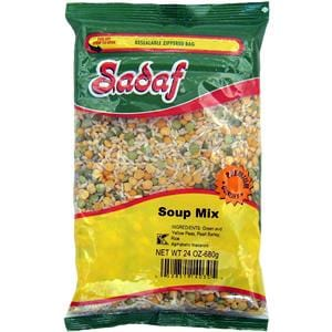 Sadaf Vegi Soup Mix