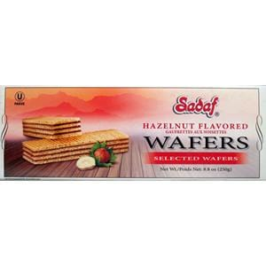 Sadaf Wafer Hazelnut