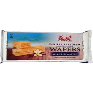 Sadaf Wafer Vanilla