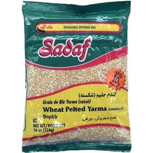Sadaf Wheat Pelted crushed- Yarma