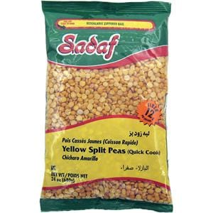 Sadaf Yellow Split Peas