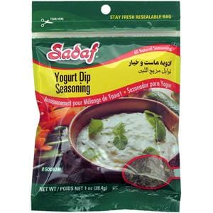 Sadaf Yogurt Dip Seasoning Mix