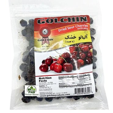 GOLCHIN DRIED SOUR CHERRY (ALBALOO)