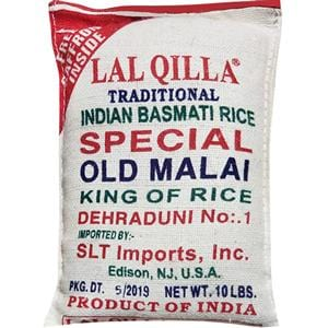 Traditional Basmati Rice LAL QILLA