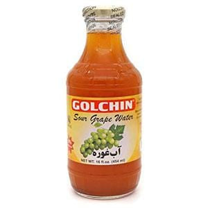Golchin Sour Grape Water 16Fl.oz