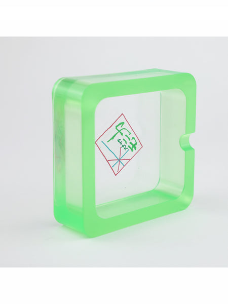 Snack Monika Ashtray (Green)