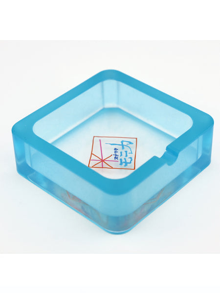 Snack Monika Ashtray (Blue)
