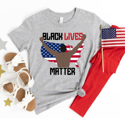 Black lives matter Tshirt - Tactical Tricks