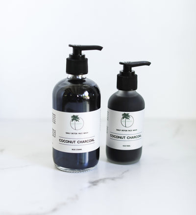Daily Detox Face Wash- With Charcoal - Tactical Tricks