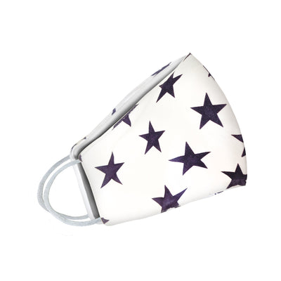 Navy Stars Face Mask - Tactical Tricks