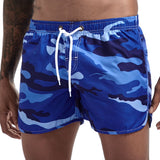Brand Men's Board Shorts Surfing Beach Short Man Swim Shorts Camouflage print Sport Bermuda Swimwear Male Short