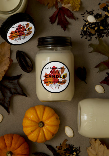 Autumn Stroll Candle 14oz