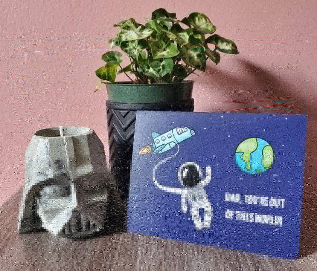 Space fathers day gift set