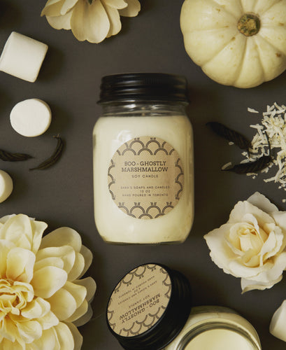 Toasted Marshmallow Candle 14oz LIMITED EDITION